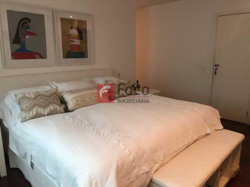 Quarto Suite - Apartamento Lagoa,Rio de Janeiro,RJ À Venda,3 Quartos,205m² - JBAP31022 - 14