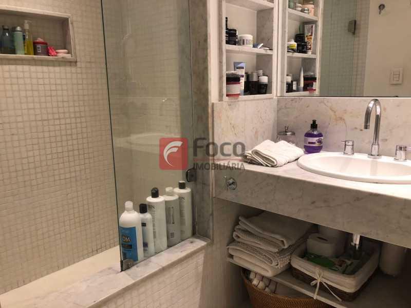 Banheiro Suite - Apartamento Lagoa,Rio de Janeiro,RJ À Venda,3 Quartos,205m² - JBAP31022 - 15