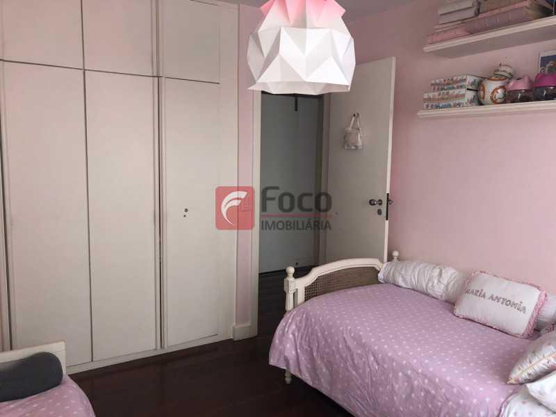 Quarto 1 - Apartamento Lagoa,Rio de Janeiro,RJ À Venda,3 Quartos,205m² - JBAP31022 - 16