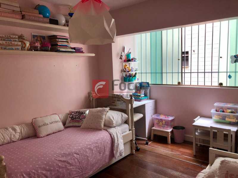 Quarto 1  - Apartamento Lagoa,Rio de Janeiro,RJ À Venda,3 Quartos,205m² - JBAP31022 - 17