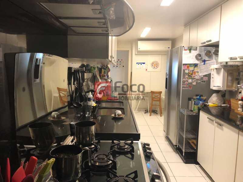 Cozinha - Apartamento Lagoa,Rio de Janeiro,RJ À Venda,3 Quartos,205m² - JBAP31022 - 21