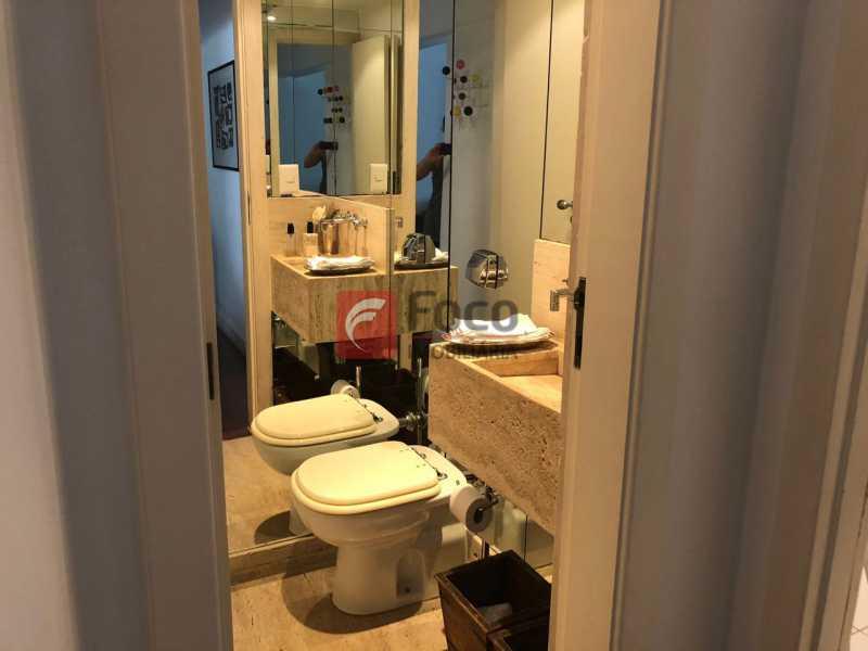 Banheiro Social - Apartamento Lagoa,Rio de Janeiro,RJ À Venda,3 Quartos,205m² - JBAP31022 - 20