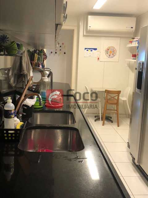 Cozinha - Apartamento Lagoa,Rio de Janeiro,RJ À Venda,3 Quartos,205m² - JBAP31022 - 23