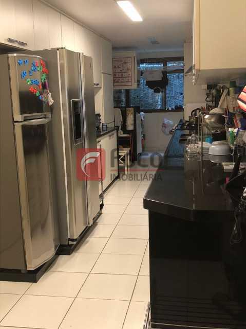 Cozinha - Apartamento Lagoa,Rio de Janeiro,RJ À Venda,3 Quartos,205m² - JBAP31022 - 24