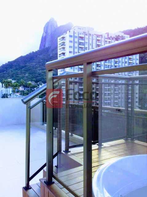 PISCINA - Cobertura 3 quartos à venda Botafogo, Rio de Janeiro - R$ 2.400.000 - FLCO30172 - 5