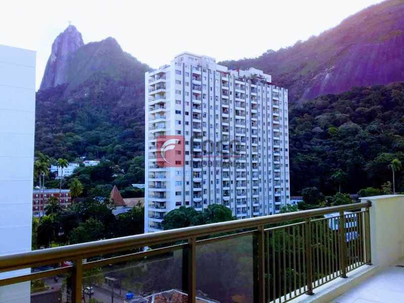 VISTA CRISTO - Cobertura 3 quartos à venda Botafogo, Rio de Janeiro - R$ 2.400.000 - FLCO30172 - 4