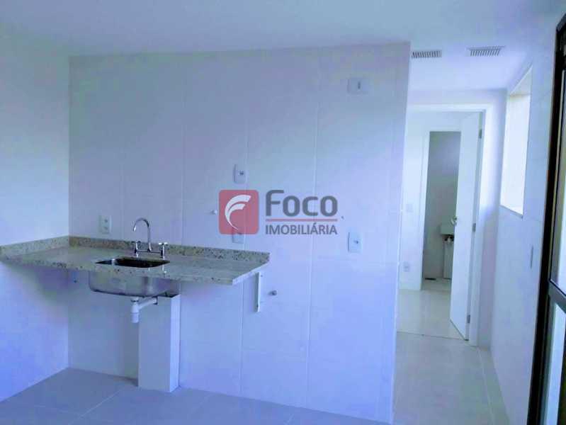 COZINHA - Cobertura 3 quartos à venda Botafogo, Rio de Janeiro - R$ 2.400.000 - FLCO30172 - 9