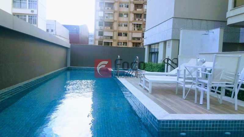 PISCINA - Cobertura 3 quartos à venda Botafogo, Rio de Janeiro - R$ 2.400.000 - FLCO30172 - 14