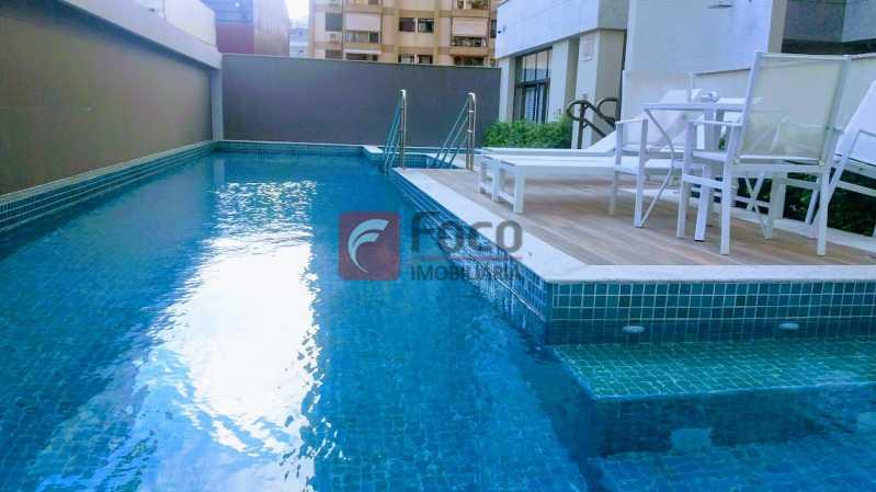 PISCINA - Cobertura 3 quartos à venda Botafogo, Rio de Janeiro - R$ 2.400.000 - FLCO30172 - 15