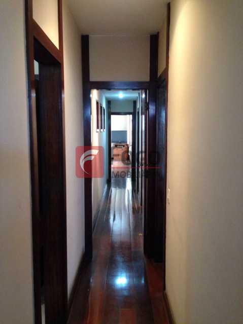 CIRCULAÇÃO - Apartamento à venda Rua Paula Matos,Santa Teresa, Rio de Janeiro - R$ 490.000 - JBAP31031 - 7
