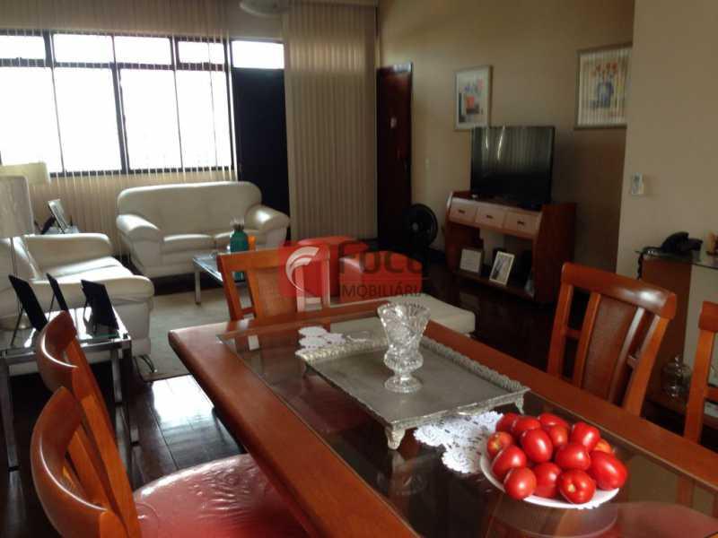 SALA - Apartamento à venda Rua Paula Matos,Santa Teresa, Rio de Janeiro - R$ 490.000 - JBAP31031 - 1