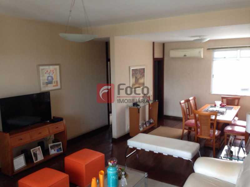 SALA - Apartamento à venda Rua Paula Matos,Santa Teresa, Rio de Janeiro - R$ 490.000 - JBAP31031 - 4