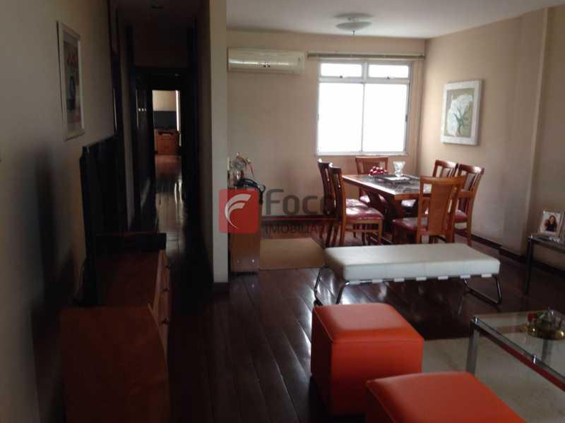 SALA - Apartamento à venda Rua Paula Matos,Santa Teresa, Rio de Janeiro - R$ 490.000 - JBAP31031 - 6
