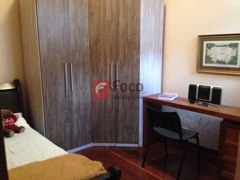 QUARTO - Apartamento à venda Rua Paula Matos,Santa Teresa, Rio de Janeiro - R$ 490.000 - JBAP31031 - 8