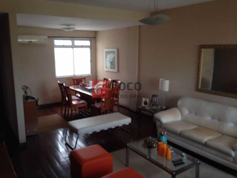 SALA - Apartamento à venda Rua Paula Matos,Santa Teresa, Rio de Janeiro - R$ 490.000 - JBAP31031 - 3