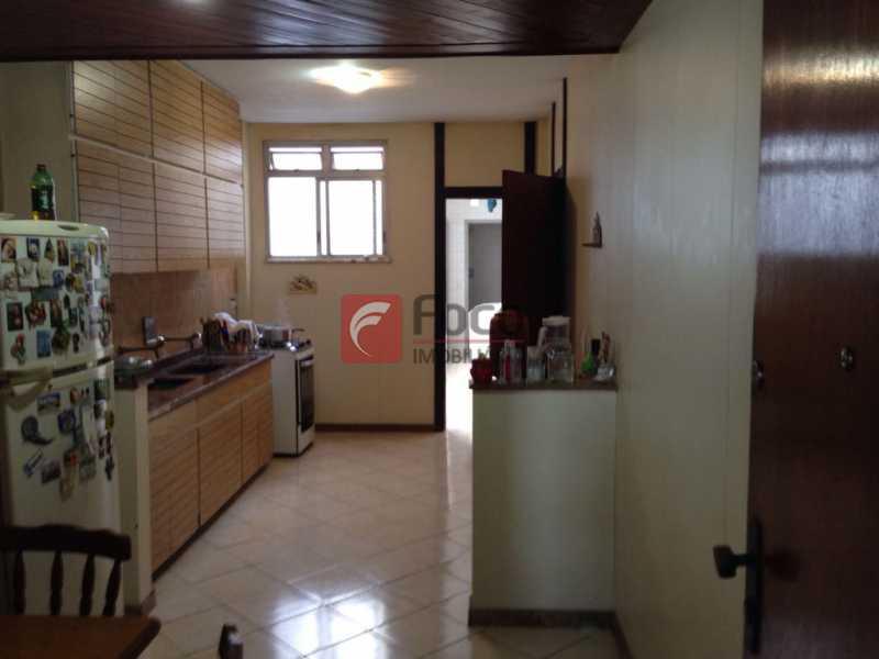 COZINHA - Apartamento à venda Rua Paula Matos,Santa Teresa, Rio de Janeiro - R$ 490.000 - JBAP31031 - 16