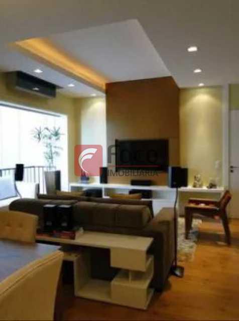 2 - Apartamento 1 quarto à venda Lagoa, Rio de Janeiro - R$ 1.150.000 - JBAP10263 - 3