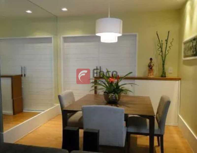1 - Apartamento 1 quarto à venda Lagoa, Rio de Janeiro - R$ 1.150.000 - JBAP10263 - 1