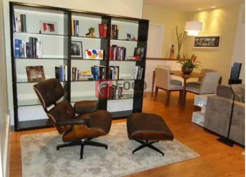 3 - Apartamento 1 quarto à venda Lagoa, Rio de Janeiro - R$ 1.150.000 - JBAP10263 - 4