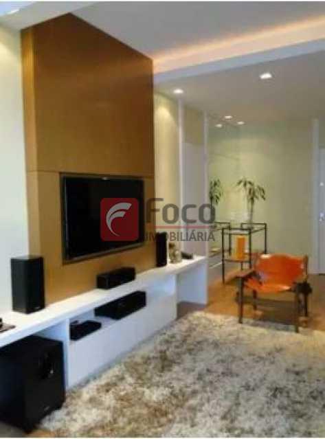 4 - Apartamento 1 quarto à venda Lagoa, Rio de Janeiro - R$ 1.150.000 - JBAP10263 - 5