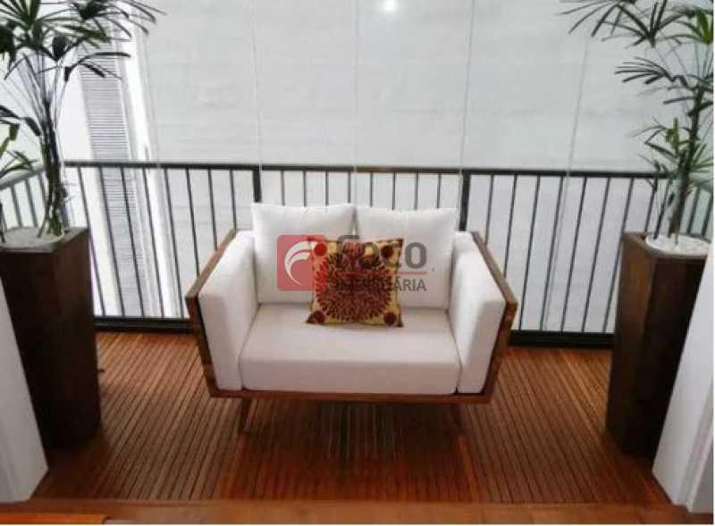 6 - Apartamento 1 quarto à venda Lagoa, Rio de Janeiro - R$ 1.150.000 - JBAP10263 - 7