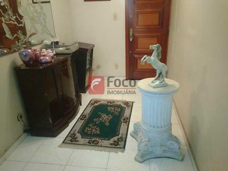 ENTRADA - Apartamento à venda Rua Soares Cabral,Laranjeiras, Rio de Janeiro - R$ 1.100.000 - FLAP32074 - 4