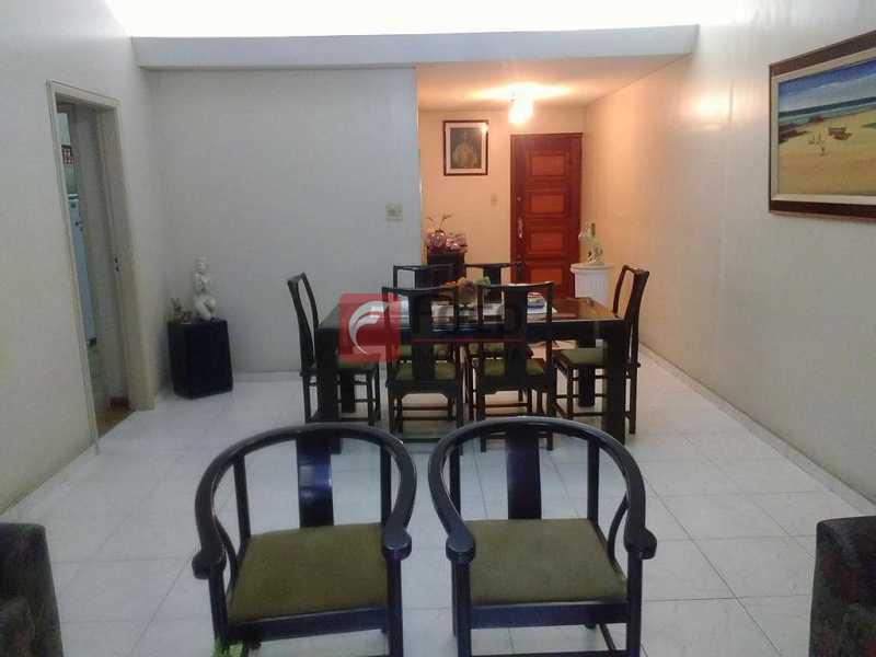SALA - Apartamento à venda Rua Soares Cabral,Laranjeiras, Rio de Janeiro - R$ 1.100.000 - FLAP32074 - 3