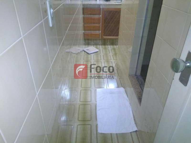 BANHEIRO SOCIAL 1 - Apartamento à venda Rua Soares Cabral,Laranjeiras, Rio de Janeiro - R$ 1.100.000 - FLAP32074 - 13