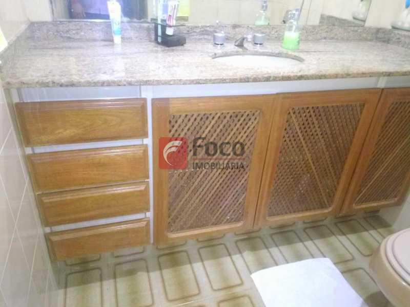 BANHEIRO SOCIAL 1 - Apartamento à venda Rua Soares Cabral,Laranjeiras, Rio de Janeiro - R$ 1.100.000 - FLAP32074 - 14