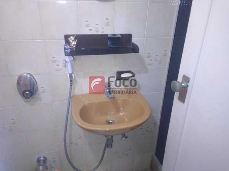 BANHEIRO SOCIAL 2 - Apartamento à venda Rua Soares Cabral,Laranjeiras, Rio de Janeiro - R$ 1.100.000 - FLAP32074 - 15