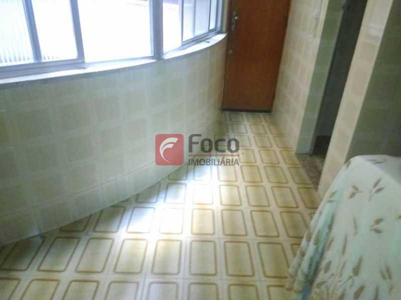 ÁREA SERVIÇO - Apartamento à venda Rua Soares Cabral,Laranjeiras, Rio de Janeiro - R$ 1.100.000 - FLAP32074 - 20