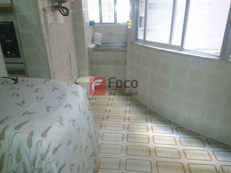 ÁREA SERVIÇO - Apartamento à venda Rua Soares Cabral,Laranjeiras, Rio de Janeiro - R$ 1.100.000 - FLAP32074 - 21