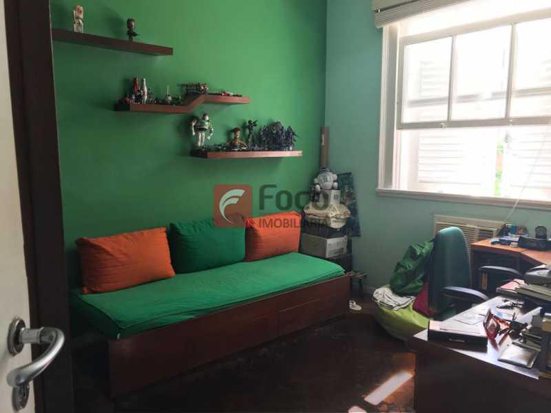 quarto 1 - Apartamento à venda Rua Macedo Sobrinho,Humaitá, Rio de Janeiro - R$ 870.000 - JBAP20833 - 4