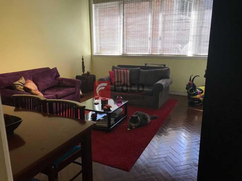 sala vista 1 - Apartamento à venda Rua Macedo Sobrinho,Humaitá, Rio de Janeiro - R$ 870.000 - JBAP20833 - 3
