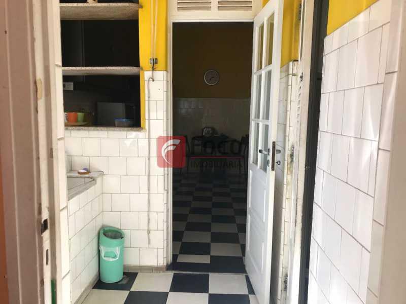 área de serviço - Apartamento à venda Rua Macedo Sobrinho,Humaitá, Rio de Janeiro - R$ 870.000 - JBAP20833 - 12