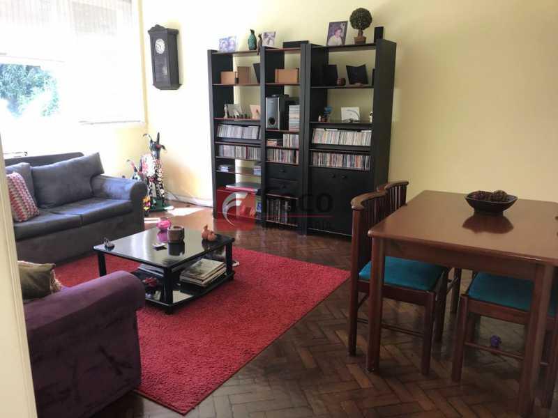sala vista 2 - Apartamento à venda Rua Macedo Sobrinho,Humaitá, Rio de Janeiro - R$ 870.000 - JBAP20833 - 1
