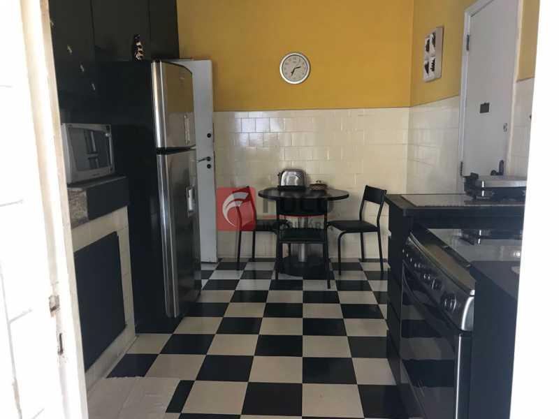 cozinha  - Apartamento à venda Rua Macedo Sobrinho,Humaitá, Rio de Janeiro - R$ 870.000 - JBAP20833 - 9