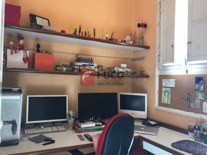 escritório - Apartamento à venda Rua Macedo Sobrinho,Humaitá, Rio de Janeiro - R$ 870.000 - JBAP20833 - 6
