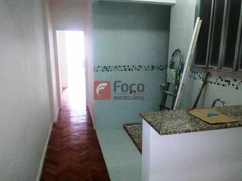 COZINHA AMERICANA - Kitnet/Conjugado 42m² à venda Avenida Nossa Senhora de Copacabana,Copacabana, Rio de Janeiro - R$ 398.000 - FLKI00637 - 12