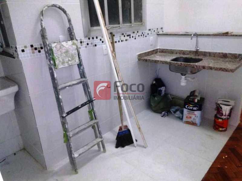 COZINHA AMERICANA - Kitnet/Conjugado 42m² à venda Avenida Nossa Senhora de Copacabana,Copacabana, Rio de Janeiro - R$ 398.000 - FLKI00637 - 13
