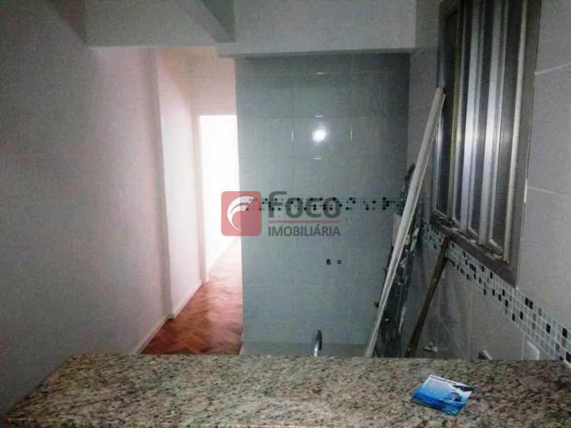 COZINHA AMERICANA - Kitnet/Conjugado 42m² à venda Avenida Nossa Senhora de Copacabana,Copacabana, Rio de Janeiro - R$ 398.000 - FLKI00637 - 14