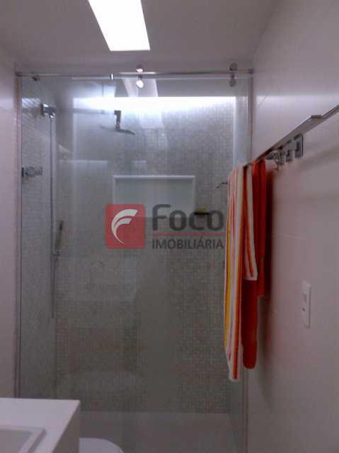 BANHEIRO - Apartamento à venda Rua Visconde de Pirajá,Ipanema, Rio de Janeiro - R$ 1.020.000 - FLAP11242 - 18
