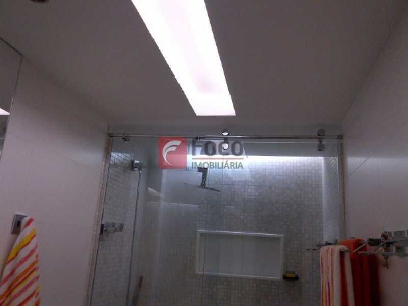 BANHEIRO - Apartamento à venda Rua Visconde de Pirajá,Ipanema, Rio de Janeiro - R$ 1.020.000 - FLAP11242 - 19