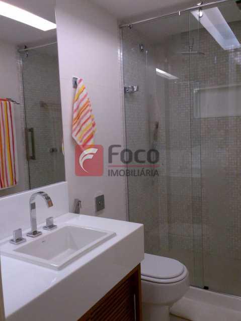 BANHEIRO - Apartamento à venda Rua Visconde de Pirajá,Ipanema, Rio de Janeiro - R$ 1.020.000 - FLAP11242 - 21
