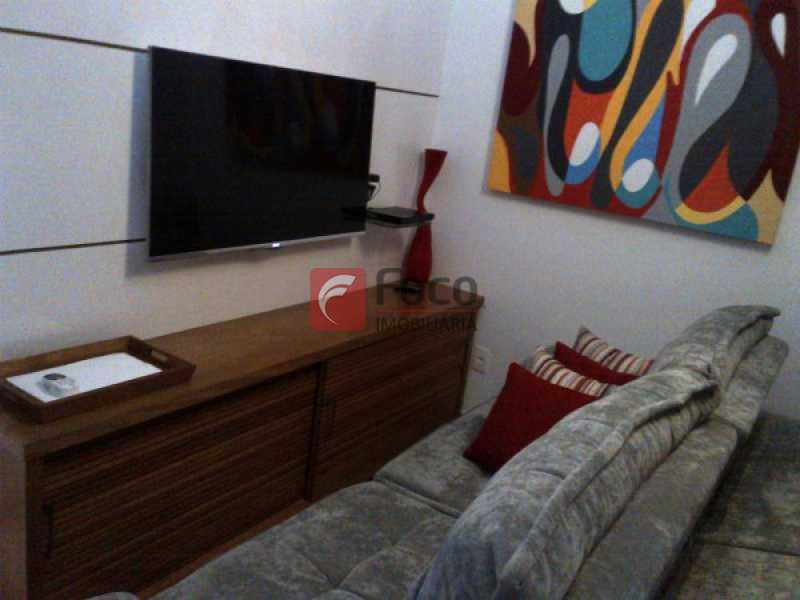 SALA - Apartamento à venda Rua Visconde de Pirajá,Ipanema, Rio de Janeiro - R$ 1.020.000 - FLAP11242 - 7