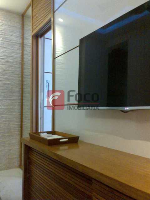 SALA - Apartamento à venda Rua Visconde de Pirajá,Ipanema, Rio de Janeiro - R$ 1.020.000 - FLAP11242 - 5