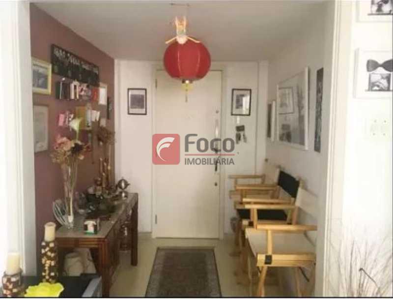 hall  - Apartamento à venda Rua Baronesa de Poconé,Lagoa, Rio de Janeiro - R$ 950.000 - JBAP20848 - 3