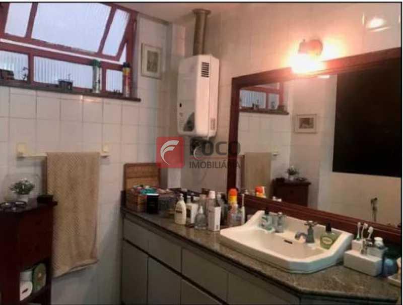 banheiro social - Apartamento à venda Rua Baronesa de Poconé,Lagoa, Rio de Janeiro - R$ 950.000 - JBAP20848 - 10