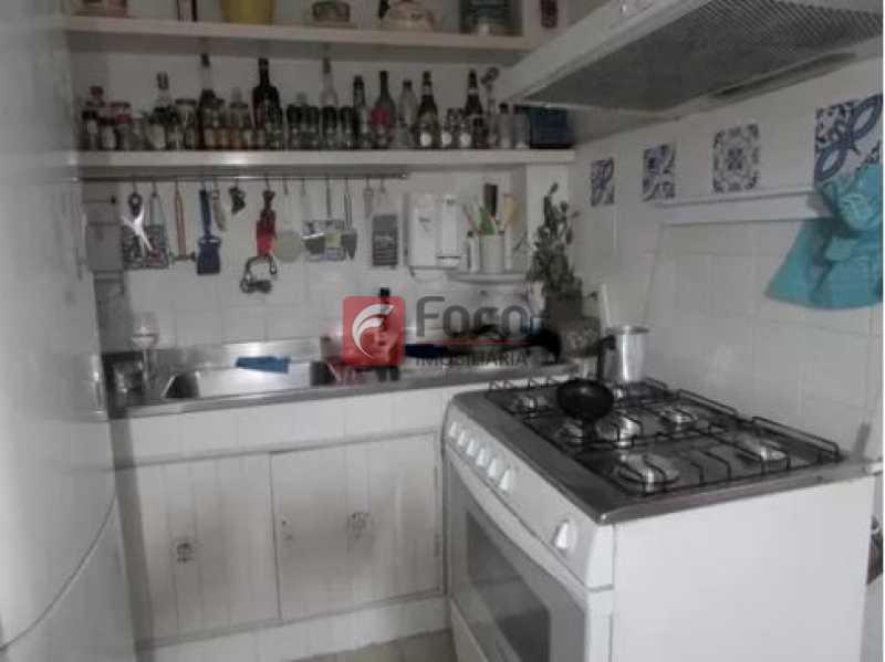 cozinha - Apartamento à venda Rua Baronesa de Poconé,Lagoa, Rio de Janeiro - R$ 950.000 - JBAP20848 - 11