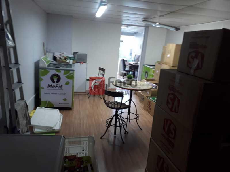 SALÃO - Loja 40m² à venda Rua das Laranjeiras,Laranjeiras, Rio de Janeiro - R$ 330.000 - FLLJ00021 - 9